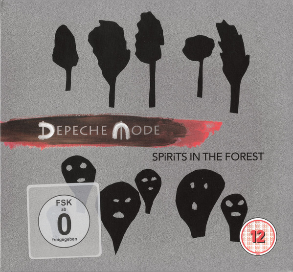Depeche Mode - Spirits In The Forest 2BLURAY+2CD