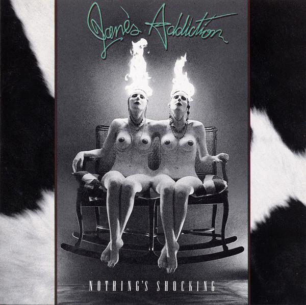 Jane's Addiction - Nothing's Shocking CD
