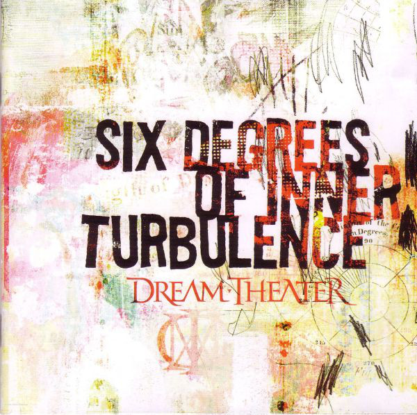 Dream Theater - Six Degrees Of Inner Turbulence 2CD