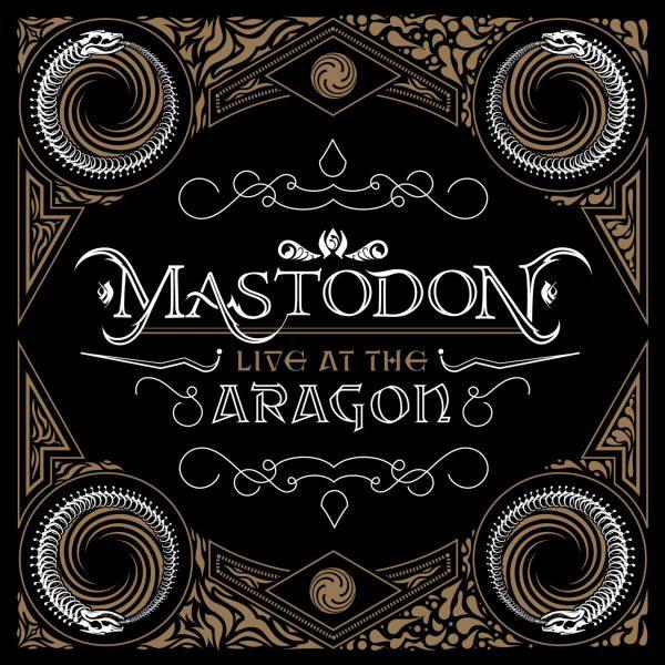 Mastodon - Live At The Aragon CD+DVD