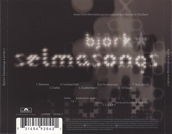 Björk – Selmasongs