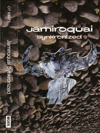 Jamiroquai - Synkronized CASSETTE
