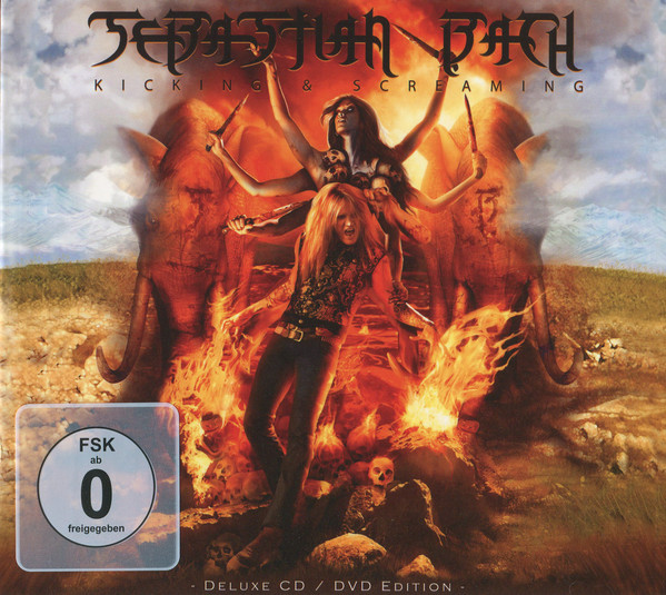 Sebastian Bach - Kicking & Screaming CD+DVD