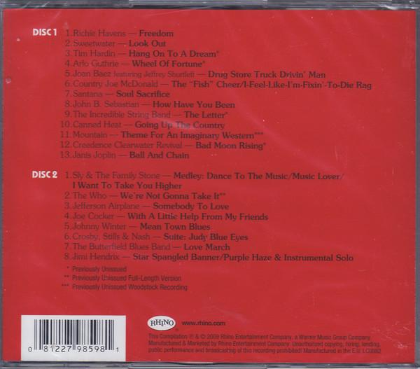 Varios - Woodstock 40 2CD