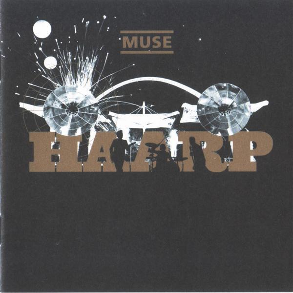 Muse - HAARP CD+DVD
