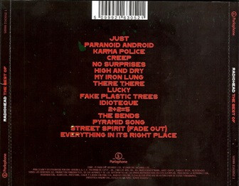Radiohead – The Best Of