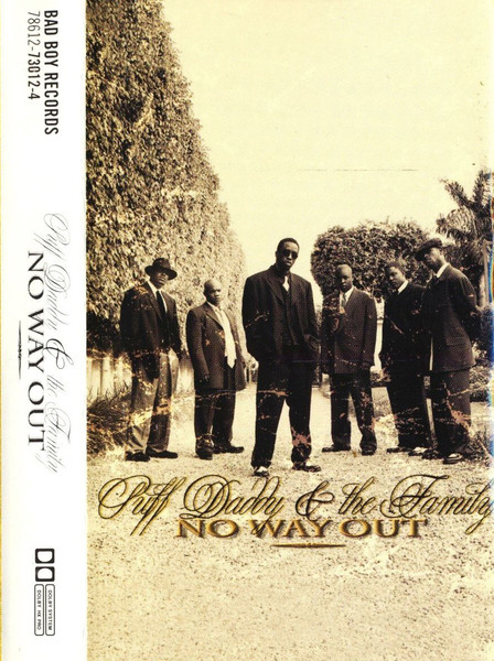 Puff Daddy & The Family - No Way Out CASSETTE