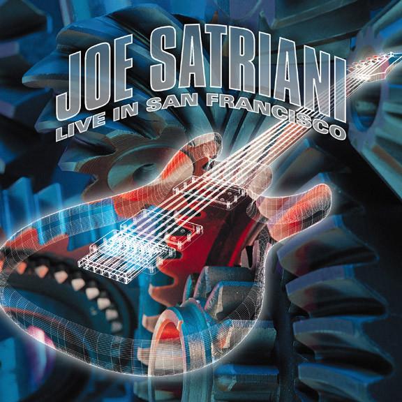 Joe Satriani – Live In San Francisco
