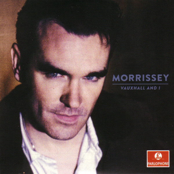 Morrissey - Vauxhall And I CD