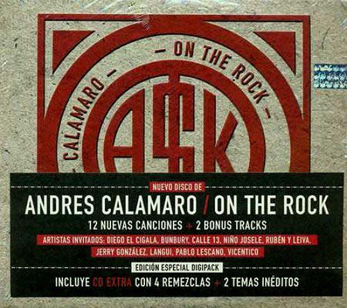 Andrés Calamaro - On The Rock 2CD