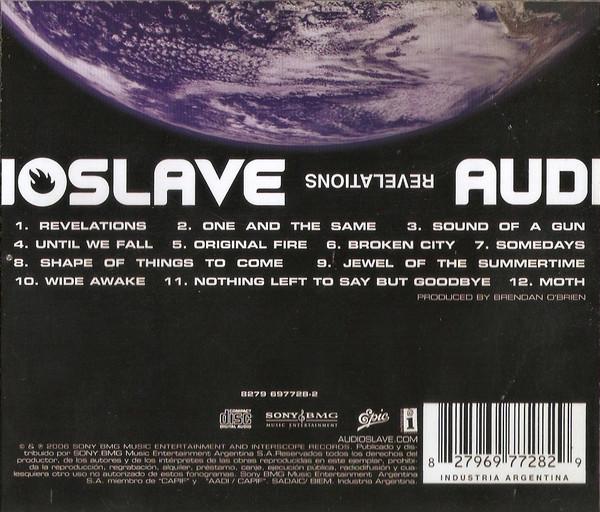 Audioslave – Revelations
