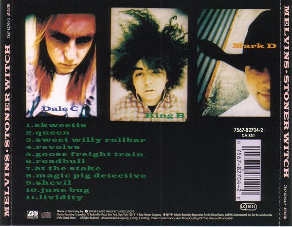 Melvins - Stoner Witch CD