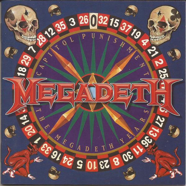 Megadeth – Capitol Punishment