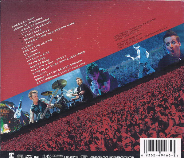 Green Day – Bullet In A Bible