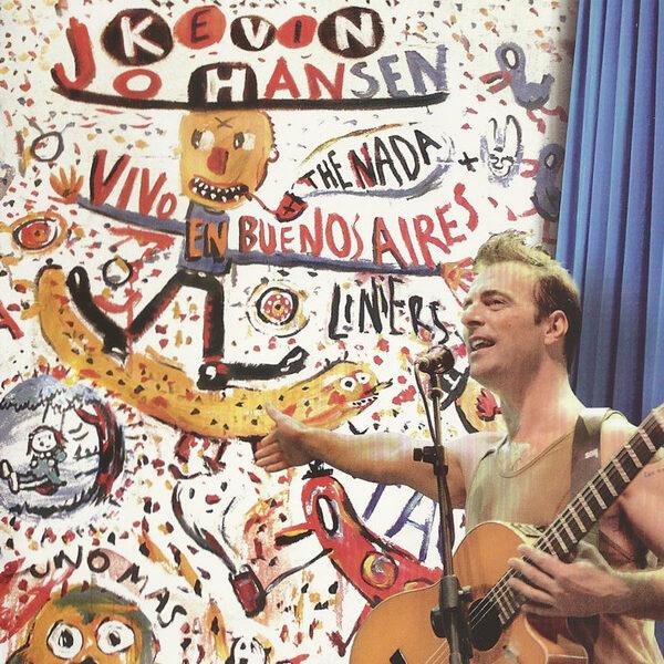 Kevin Johansen + The Nada + Liniers - Vivo En Buenos Aires CD+DVD