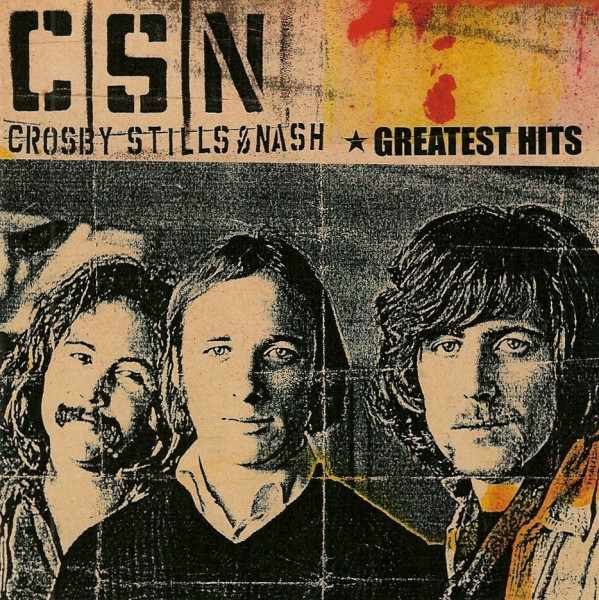 Crosby, Stills & Nash - Greatest Hits CD