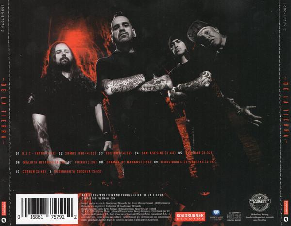 De La Tierra - De La Tierra CD