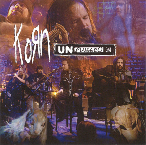 Korn - MTV Unplugged CD