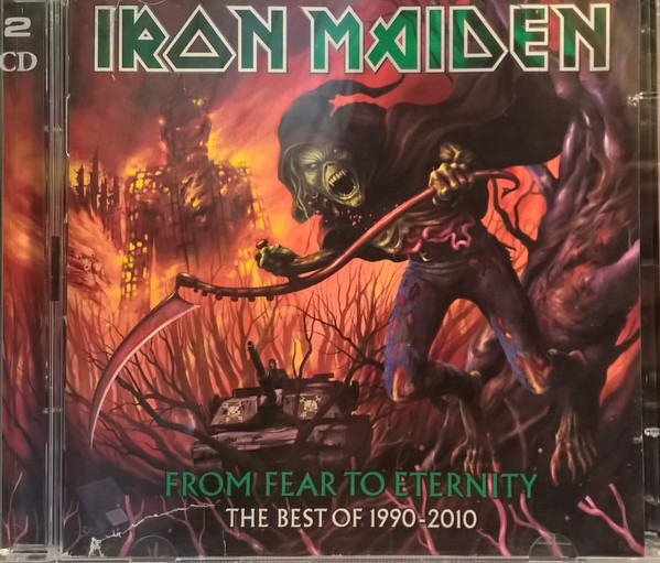Iron Maiden – From Fear To Eternity: The Best Of 1990-2010