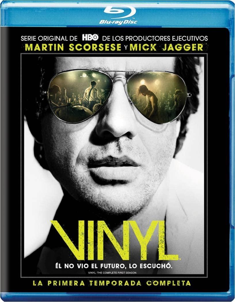 HBO: Vinyl - Temporada 1 Completa BLURAY