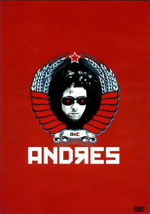 Andrés Calamaro - Obras Incompletas DVD