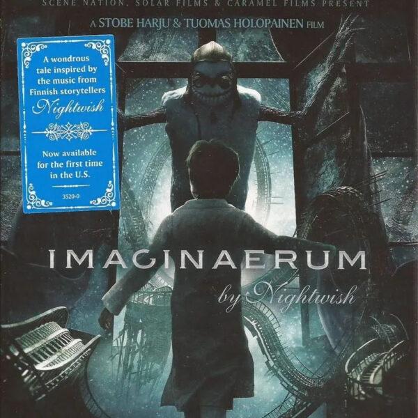 Nightwish - Imaginaerum By Nightwish 1BLURAY+1DVD