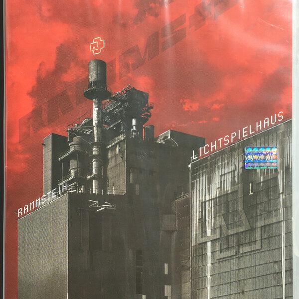 Rammstein - Lichtspielhaus DVD