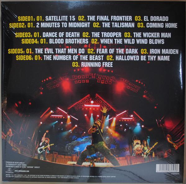 Iron Maiden - En Vivo! 3LPs