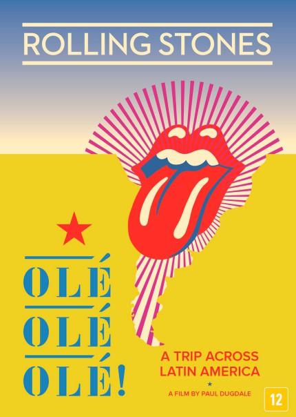 The Rolling Stones - Olé Olé Olé! (A Trip Across Latin America) DVD