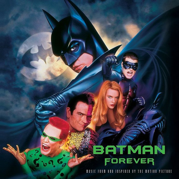 Varios - Batman Forever (Original Music From The Motion Picture) 2LP