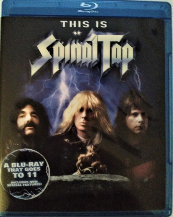 Spinal Tap - This Is Spinal Tap 1BLURAY+1DVD