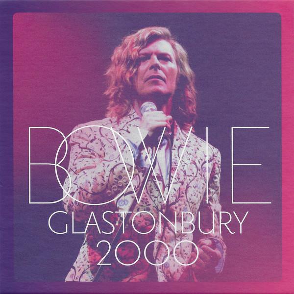 David Bowie - Glastonbury 2000 2CD+1DVD