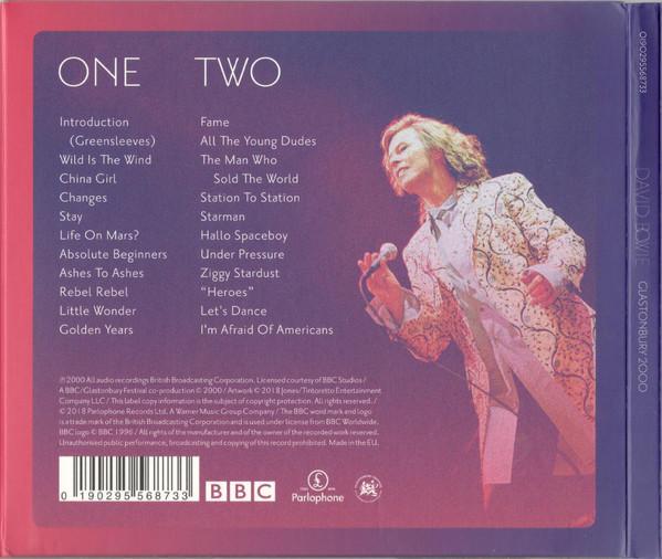 David Bowie - Glastonbury 2000