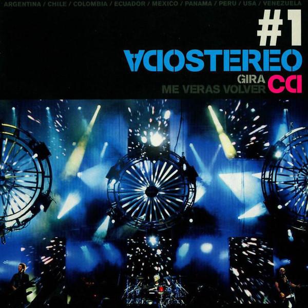 Soda Stereo - Me Veras Volver Gira 2007 CD1