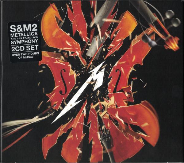 Metallica And San Francisco Symphony - S&M2 2CDs