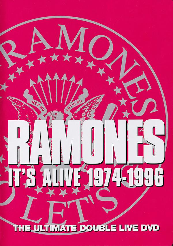Ramones - It's Alive 1974-1996 2DVD