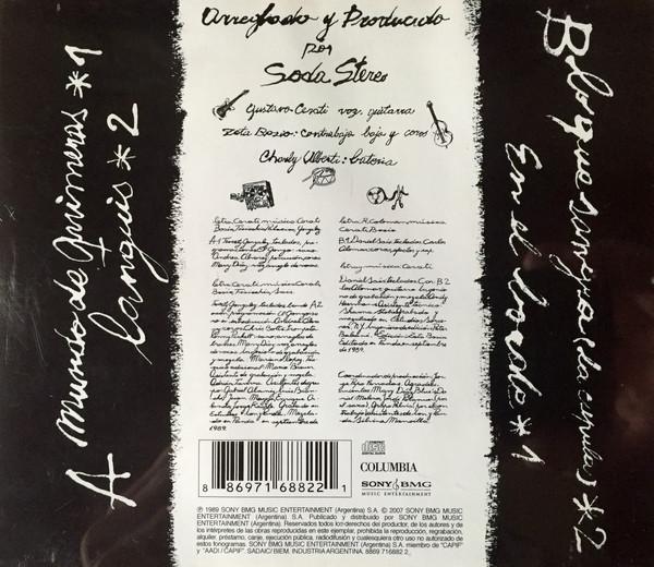 Soda Stereo - Languis CD