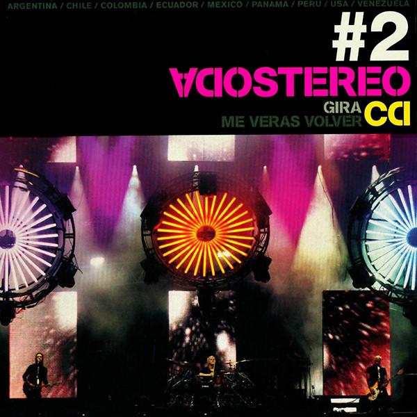 Soda Stereo - Me Veras Volver Gira 2007 CD2