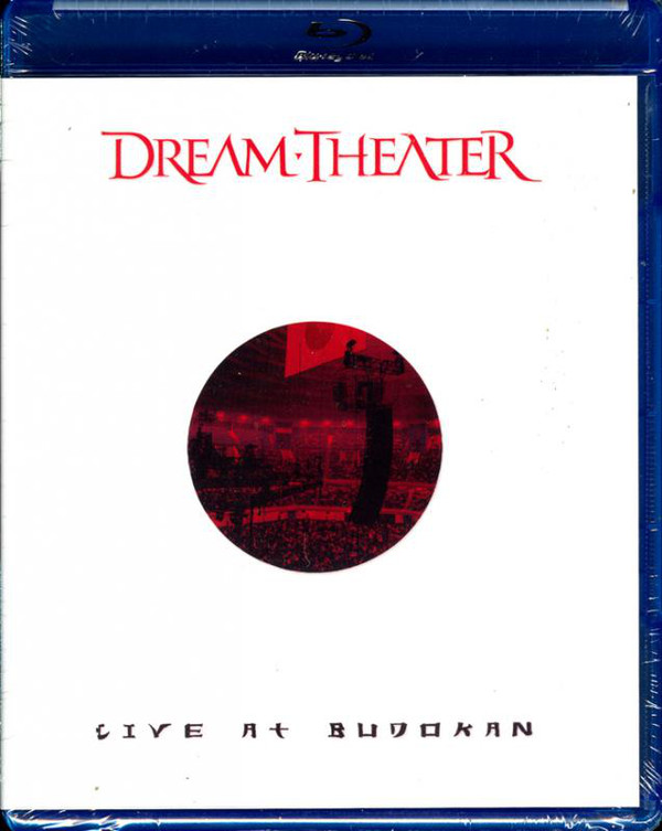 Dream Theater - Live At Budokan BLURAY