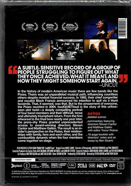The Pixies - Loudquietloud - A Film About The Pixies