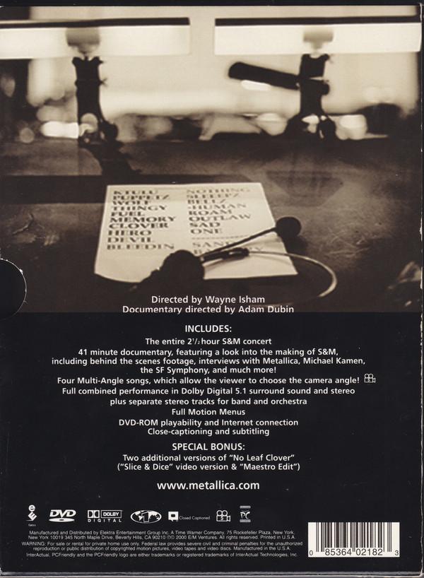 Metallica - S&M 2DVD