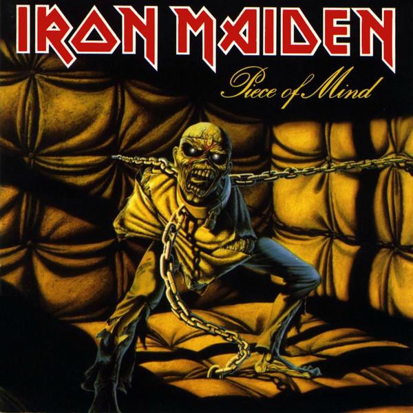 Iron Maiden - Piece Of Mind LP