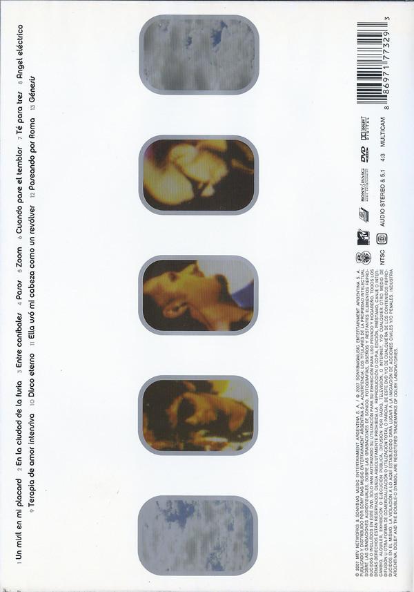 Soda Stereo - MTV Unplugged: Comfort y Música Para Volar DVD