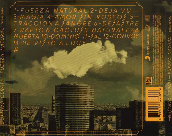 Gustavo Cerati – Fuerza Natural