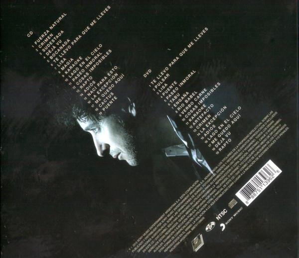 Gustavo Cerati – Infinito