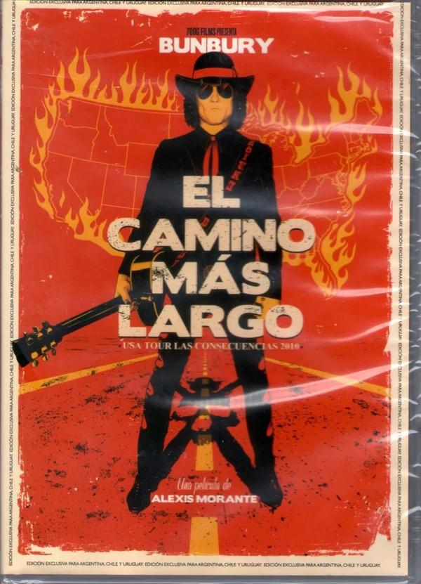 Enrique Bunbury - El Camino Más Largo DVD