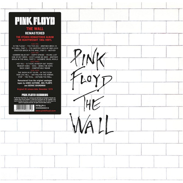 Pink Floyd – The Wall