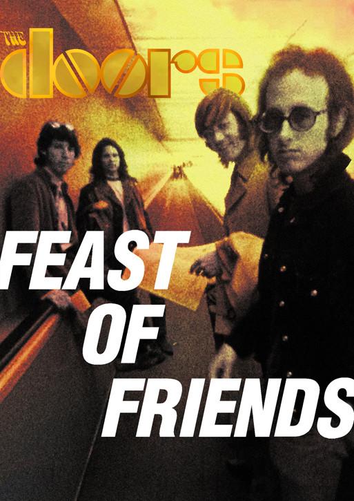 The Doors - Feast Of Friends BLURAY