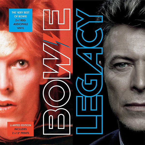David Bowie - Legacy 2LPs