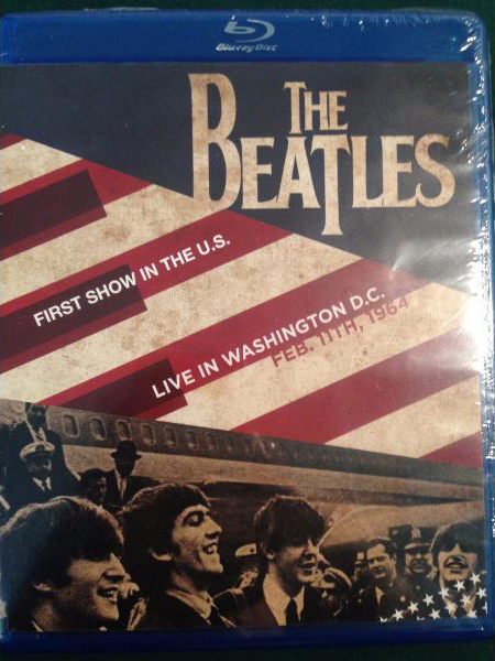 The Beatles - First Show In The U.S. - Live In Washington DC 1964 BLURAY